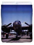B-25 Bombers Duvet Cover