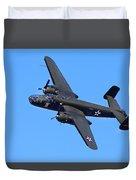B-25 Mitchell, Doolittle Raiders Duvet Cover