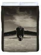 B-52 Stratofortress Triptych - 2 Duvet Cover