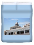 B And O Railroad Museum In Baltimore Maryland Duvet Cover