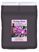 B Exton  Flowering Of Delights  Bigstock 164301632  2991949 Duvet Cover