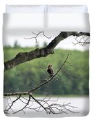 Kejimkujik National Park - Bird Duvet Cover