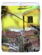 Recife Colors Duvet Cover