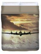 B17 Dawn Duvet Cover