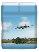 B52 Stratofortress Duvet Cover by Paul Gulliver