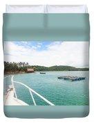 Ba Lua Archipelago Duvet Cover