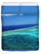 Babeldoap Islands Duvet Cover