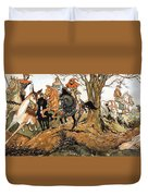 Babes In The Wood Duvet Cover