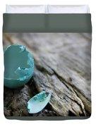Baby Blue 3 Duvet Cover