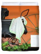 Baby Buggy Duvet Cover