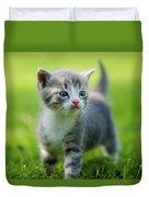 Baby Cat Duvet Cover