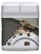 Baby Hummers 2 Duvet Cover