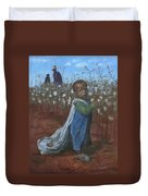Baby Picking Cotton Duvet Cover