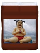 Baby Picture Duvet Cover