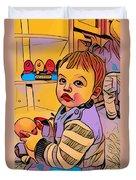 Baby Play Duvet Cover
