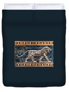 Babylon: Lion Duvet Cover