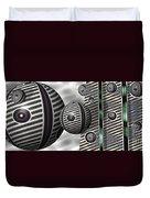 Bocce Balls Duvet Cover