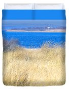 Back Bay I I  Duvet Cover
