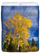 Back Road Beauty Duvet Cover