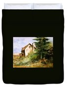 Back To The Farm Duvet Cover