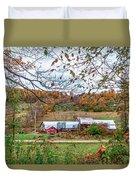 Backcountry Farm Duvet Cover