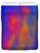 Dancing Colors Duvet Cover
