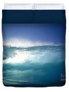 Backlit Wave Duvet Cover