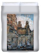 Backstreet Arles Duvet Cover