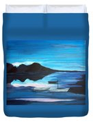 Backwater Duvet Cover