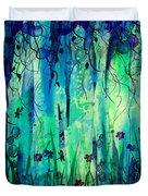 Backyard Dreamer Duvet Cover