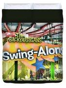 Backyardigans Swing-a-long Duvet Cover
