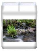 Badger Creek #2 Duvet Cover