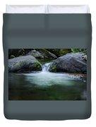 Badger Creek #4 Duvet Cover