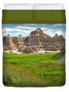 Badlands 11 Duvet Cover
