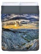 Badlands 6 Duvet Cover
