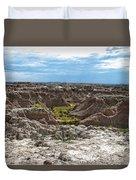 Badlands 8 Duvet Cover