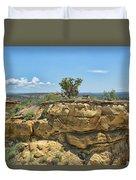 Badlands 9 Duvet Cover