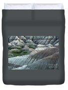 Badlands National Park South Dakota 2 Duvet Cover