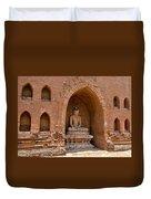 Bagan, Burma Duvet Cover