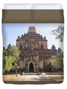 Bagan Sulamani Temple Duvet Cover