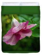 Bahamas Flower Duvet Cover