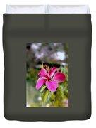Bahamian Flower Duvet Cover