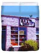 Bait Shop Duvet Cover