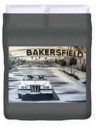 Bakersfield Duvet Cover