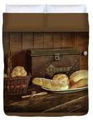Baking Day - Bread Duvet Cover