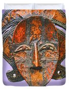Bakota Reliquary Duvet Cover