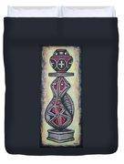 Balance Pot Duvet Cover