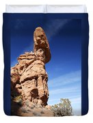 Balanced Rock 1 Duvet Cover