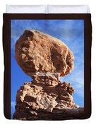 Balanced Rock 2 Duvet Cover