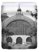 Balboa Park Botanical Garden Duvet Cover